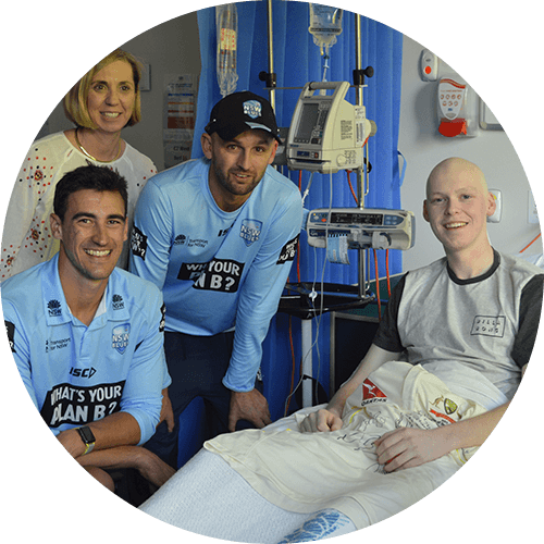Nicks Story - Summer News 2018 - Sydney Childrens Hospital Foundation