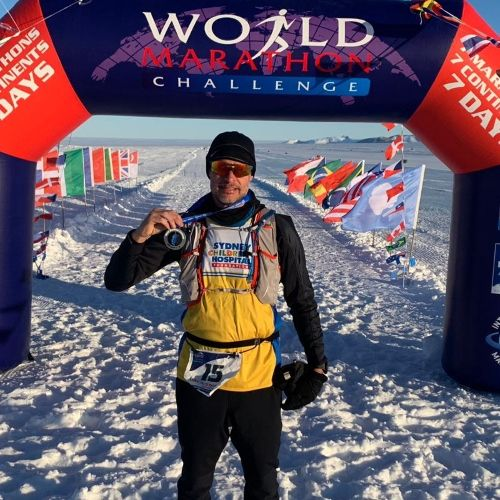7 Marathons - 7 Continents - 7 Days!