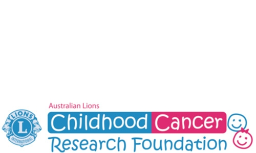 Australian Lion Childhood Cancer Research Foundation logo