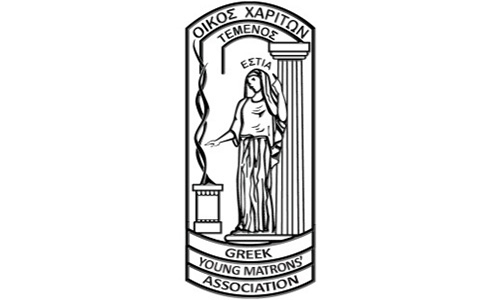Greek Young Matrons' Association logo