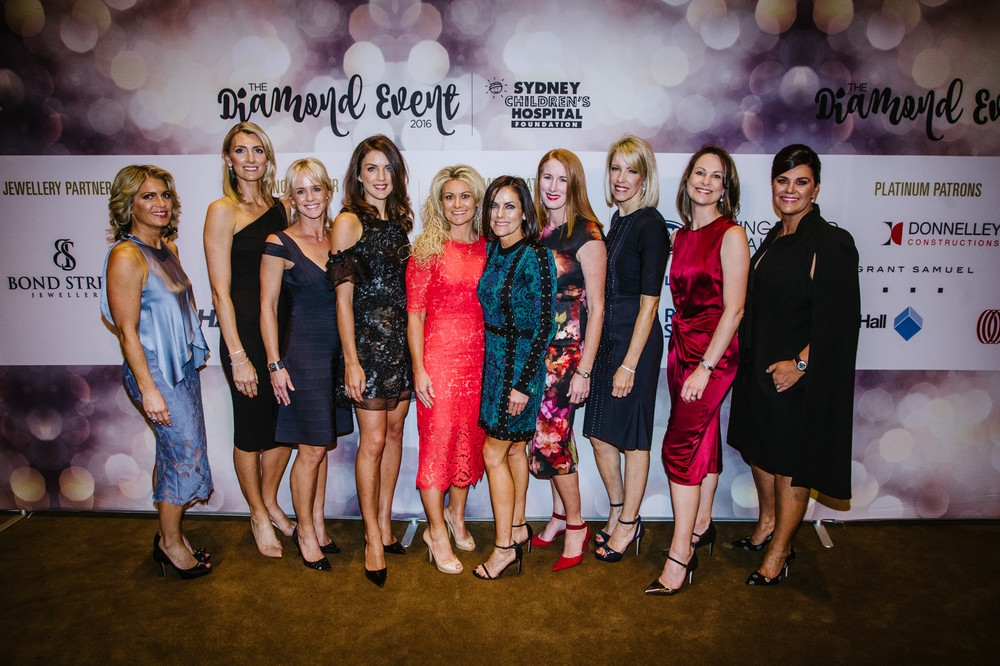 The 2016 Diamond Event committee
