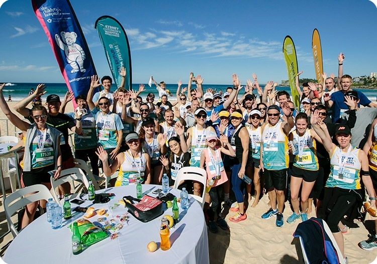Team Kids at City2Surf - Sydney Children's Hospital Foundation