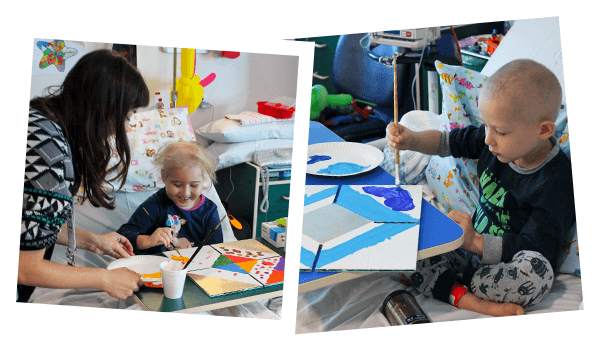 Art Ex Workshops - Sydney Children's Hospitals Foundation