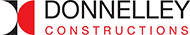 Donnelley Constructions logo