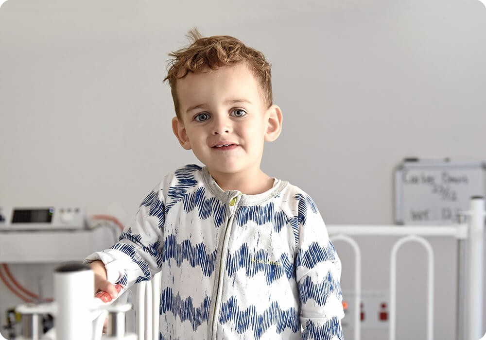 Sydney Children's Hospital Foundation - How $5300 can help buy a cot for patients