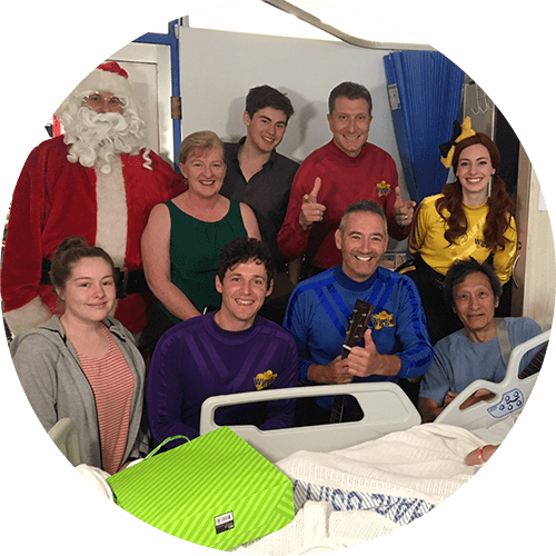 Christmas at the Hospital - Summer News 2018 - Sydney Childrens Hospital Foundation