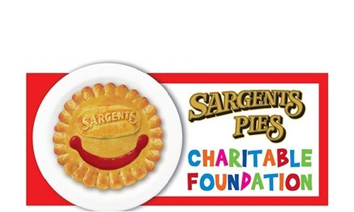 Sargents Pies Charitable Foundation logo