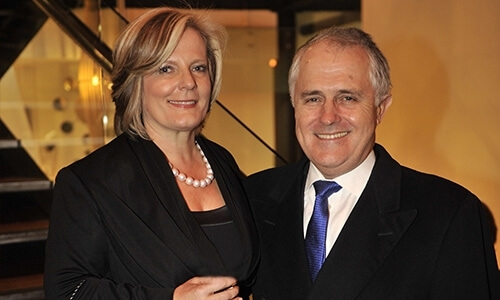 The Turnbull Family | Malcom Turnball | Sydney Childrens Hospital Foundation