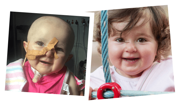 Elliie's incredible story - Sydney Children's Hospitals Foundation