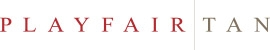 Playfair Tan logo