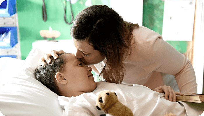 The difference you make - Sydney Children's Hospitals Foundation