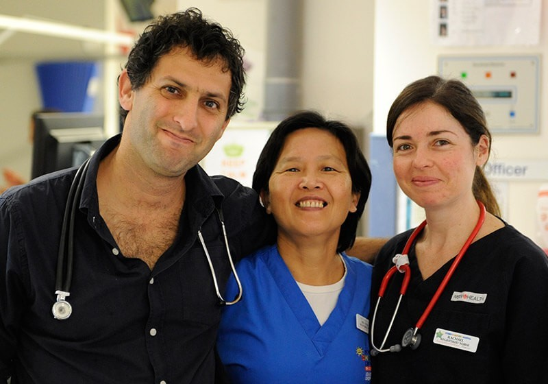 Hospital staff - Sydney Children's Hospital Foundation