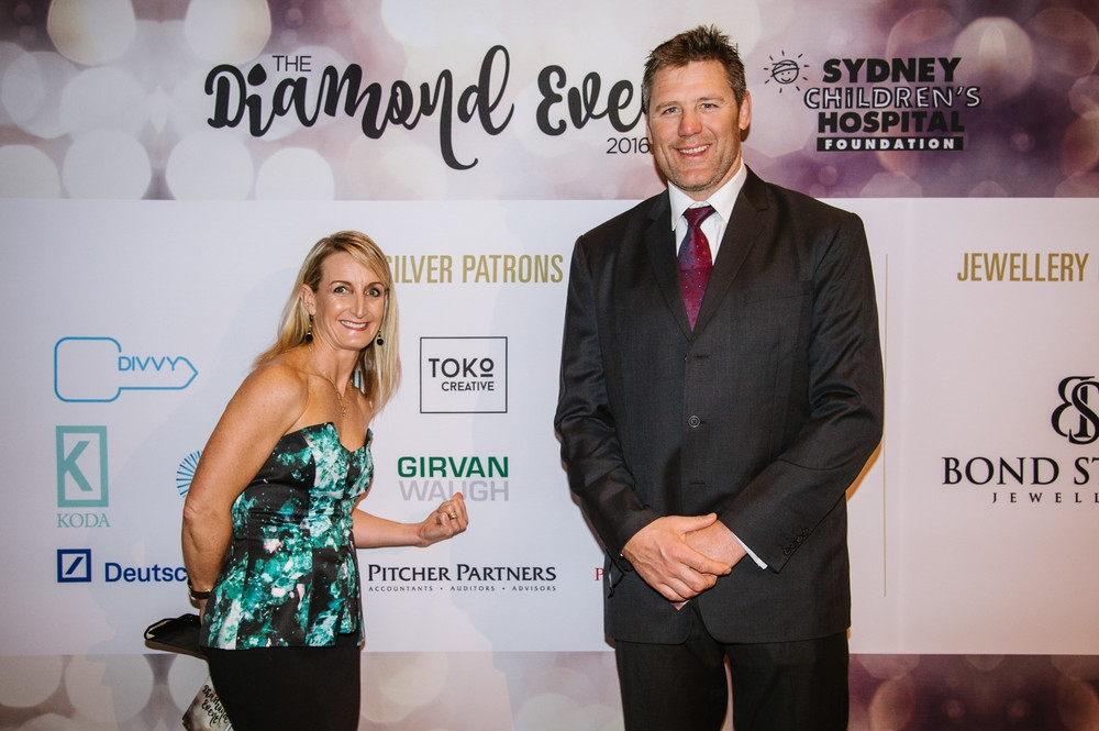 Guests at The Diamond Event 2016