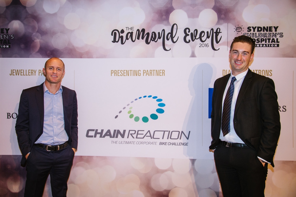 Guests at The Diamond Event - Sydney Children's Hospital Foundation